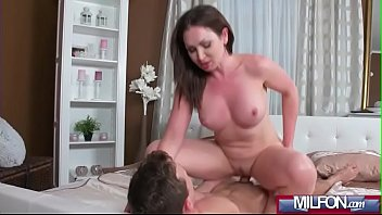 Milf Takes Home Boy Toy from Gym(Yasmin Scott) 02 clip-43