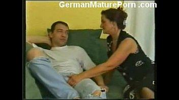 german grandma boning youthfull man