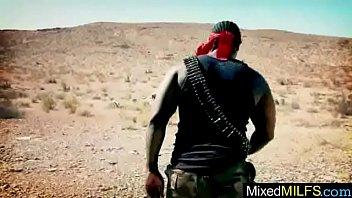 (max mikita) Gorgeous Horny Milf Busy Riding Mamba Black Dick Stud clip-18