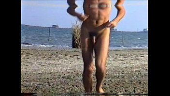 amatorial nude boy bouncing chisel