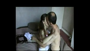 pareja swinger morbo movie casero grabacion very first-timer.