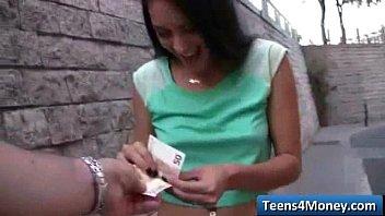 Teens Love Money fucked in Public - www.Teens4Money.com NEW Porn Movie 08