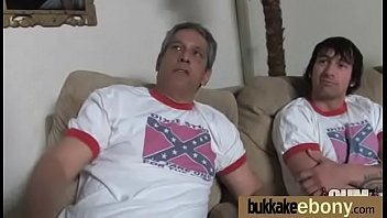 Interracial Gangbang With White Dicks 24