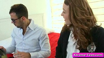 adorable youthfull nubile get her rosy cunny poked.
