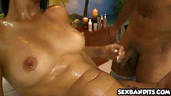 13 Hot latina massage gets really dirty 23