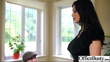 (aletta ocean) Worker Big Melon Tits Girl Get Sex In Office vid-01