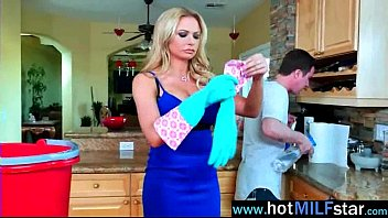 (briana banks) Gorgeous Milf Busy Riding Huge Dick On Cam video-12