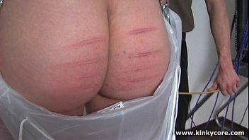 Spanking and nipples punishment