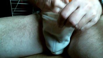 tugging undie ejaculation jism spunking solo-boy.