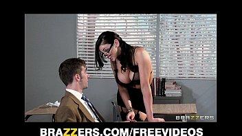 nasty school prof audrey bitoni steals her student.