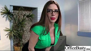 Slut Office Girl (veronica vain) With Bigtits Bang Hardcore mov-30