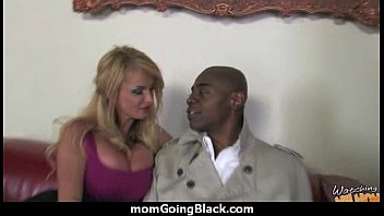 interracial mummy vid getting a fine bang with.