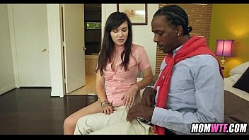 Interracial 3some with mom 01