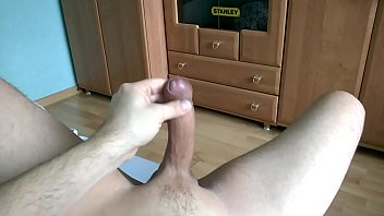 My new shaved penis masturbation