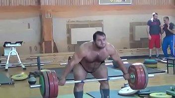 Ruslan Albegov - Chubby Hairy Man