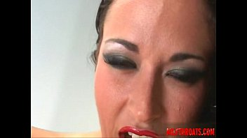 italian inexperienced jizm on dark-skinned-eye