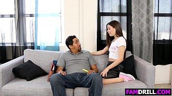 cock-squashing teenage lucy girl gets banged.