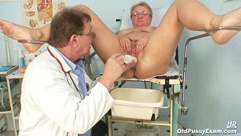 mature massive radka gynecology slit speculum.