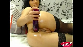 hot milf show on cam masturbates anally live-xcam