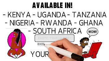 exotic africa damsels