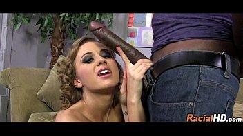 hotwife wifey penalizes her spouse by fellating ebony.