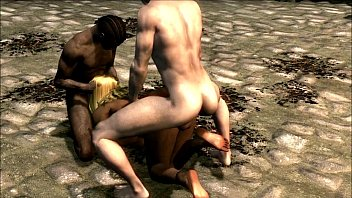 Hardcore!Sexy!Mods Skyrim Sexy Temptress Full Frontal Nudity XXX