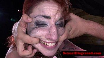 tattood ginger sadism & sadomasochism slave.