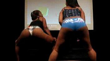 Black Babes Booty Twerking - spankbang.org