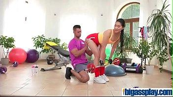 xxx romp workout for japanese babekatana.