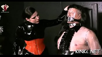 Hot sweetheart in hardcore bdsm