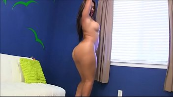 fantastic dark-hued-haired immense bum nude dancing - see.