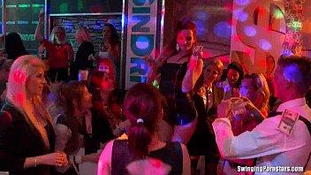 bisexous club slags having public hookup.