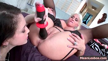 Hot and Mean Lesbians - Like Mother, Dyke Daughter with Holly Halston &amp_ Noelle Easton- free vide