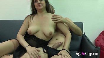 Lara, a new girl next door to enjiy sex with in Halloween.