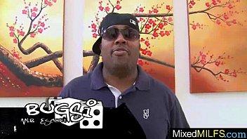 Big Black Dick Nail Slut Horny Mature Lady clip-01