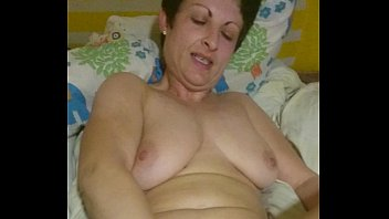 Squirting and cumming on my tits