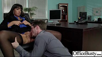 office hump gauze with mega-slut employee buxomy lady vid-29