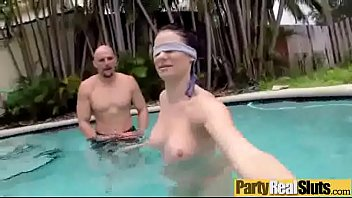 Real Hot Party Girls (jessie &amp_ kymberlee) Like Group Sex Intercorse video-23