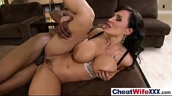 (lisa ann) Sexy Hot Wife Get Hard Sex In Cheating Act video-24
