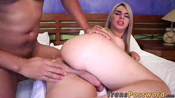 meaty culo ash-blonde shemale carol penelope gets banged rock-hard