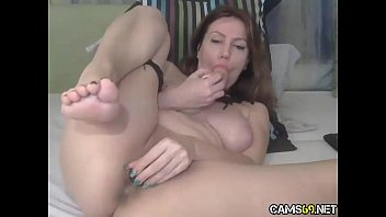 large breast plus-size cougar playthings bodacious vagina on.