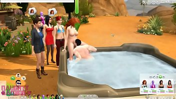 sims four the sinful woohoo hook-up.