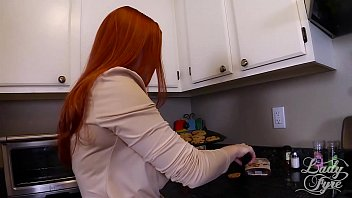 Kinky Mother Milks Son for Young Jizz POV Lady Fyre