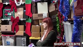 shoplifting sandy-haired backroom interrogation