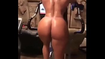 Fitness Big Ass on Stairmaster