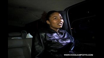 GHETTO THOT SUCK COCK &amp_ GETS FUCKED IN THE ASS WHILE DRIVING IN OUR CAR