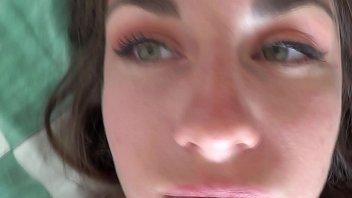 camilla moon - real close-up climax.