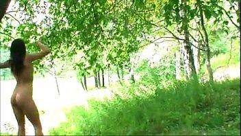 handsome damsel lengthy-legged sasha ravaged by tarzan forest.
