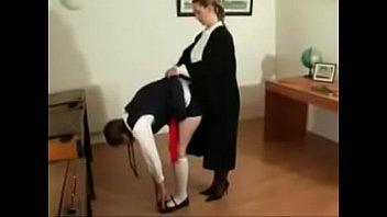 flogged by headmistress