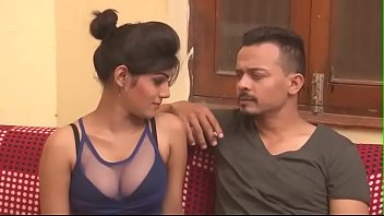 Hot Indian milf cleavage show boob press kissing Indian HD Bhabhi